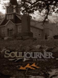 Souljourner Cover Design for Kindle