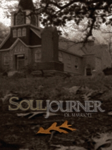Souljourner Cover Design for Kindle